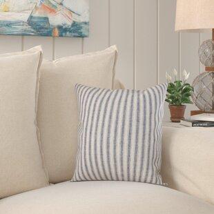 Joslin Linen Throw Pillow