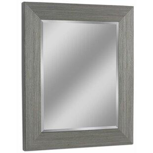 Rustic Box Driftwood Bathroom/Vanity Wall Mirror
