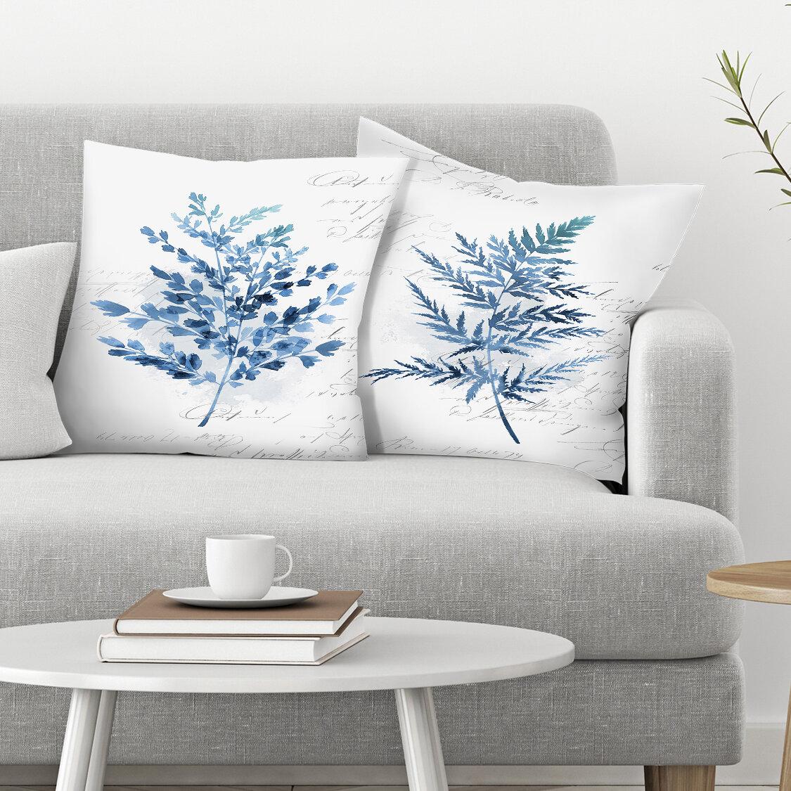 Floral Pillow Insert Throw Pillows You Ll Love In 2021 Wayfair