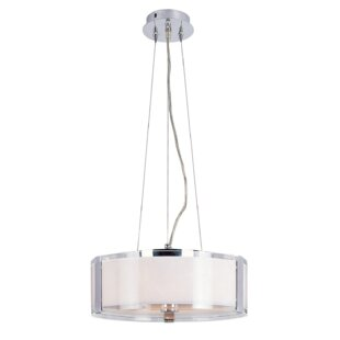 Orren Ellis Sourabh 3-Light Pendant