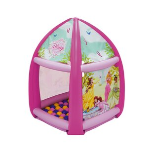 Disney Princess Beauty in Bloom Playland Bounce House By Moose Mountain