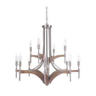 Polen 12-Light Chandelier ..