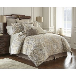 Elegance 4 Piece Luxury Comforter Set