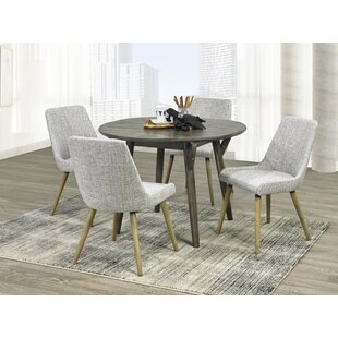Benner 5 Piece Dining Set Brayden Studio