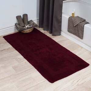 Baysview Extra Long Reversible Bath Rug