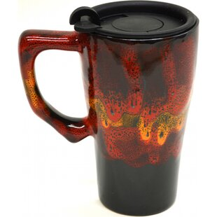 Bannan Dante's Inferno Glaze Tall Travel Mug