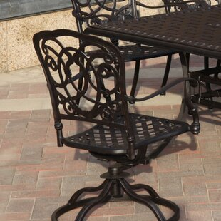 Dolby Swivel Patio Dining Chair
