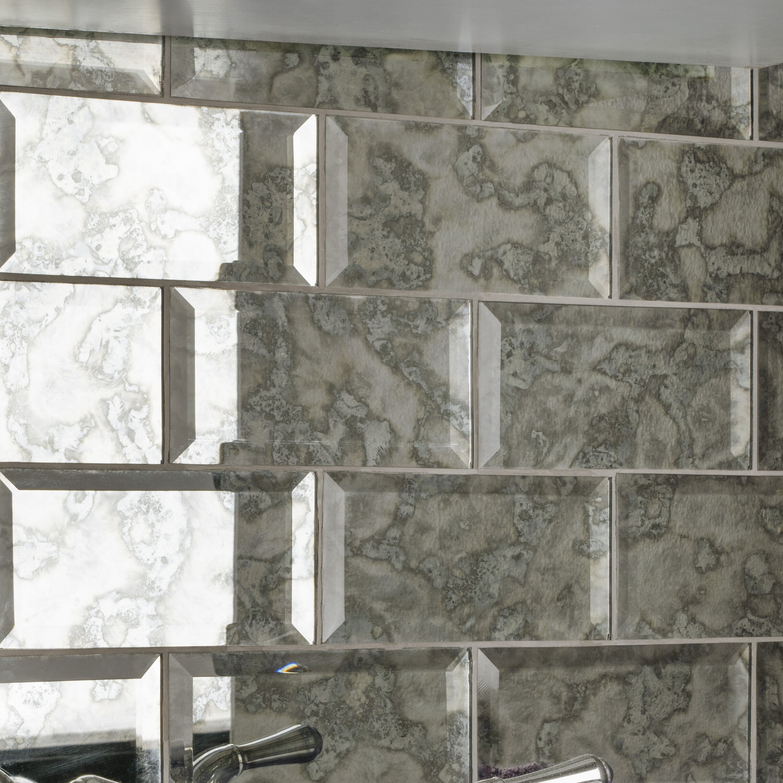 Elitetile Lumin 3 X 6 Ceramic Subway Tile Reviews Wayfair