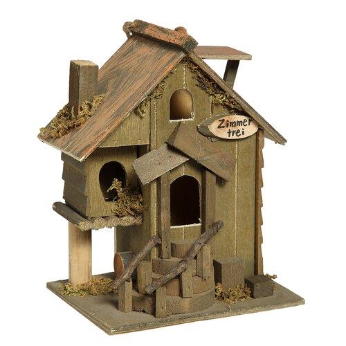 Freistehendes / Hängendes Vogelhaus Zimmer frei Georgia   Garten > Tiermöbel > Vogelhäuser-Vogelbäder   Holz   Archie & Oscar