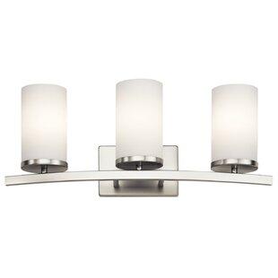 Ebern Designs Myrie 3-Light Vanity Light