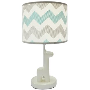 Deals Uptown Giraffe 20 Table Lamp By The Peanut Shell