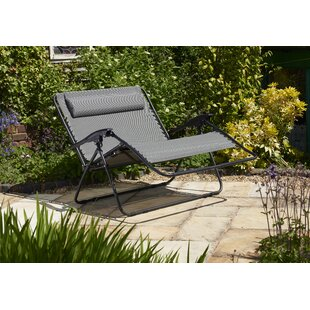 Eslettes Double Reclining Sun Lounger Image