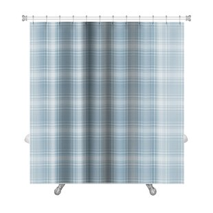 Picnic Plaid Premium Single Shower Curtain