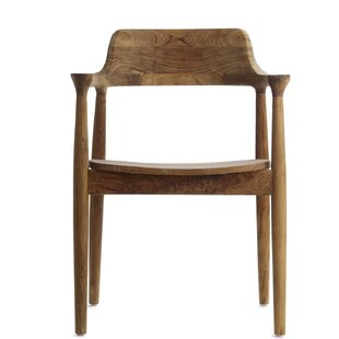 Design Ideas Oslo Solid Wood Dining Chair