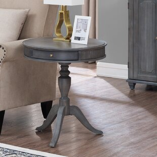 Geneve End Table by Ophelia & Co.