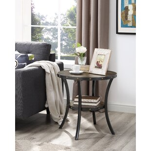 Haysi 3 Piece Coffee Table Set Greyleigh