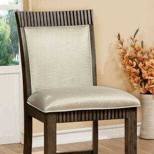 Pond Counter Height Upholstered Bar Stool (Set Of 2) by DarHome Co Reviews