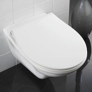 WC-Sitz LED länglich von Wenko