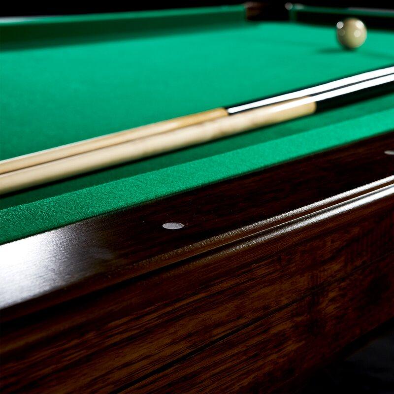 MD Sports Barrington Springdale Pool Table Wayfair - Md pool table