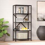 Alburnett Etagere Bookcase by Gracie Oaks