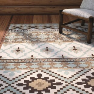 Rangely Brown/Beige Indoor/Outdoor Area Rug