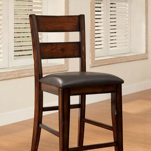 Hudspeth 25.5 Bar Stool (Set of 2) Red Barrel Studio