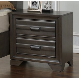 Lane 2 Drawer Nightstand