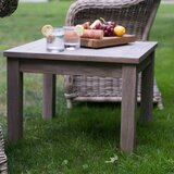 Alvah Solid Wood Side Table