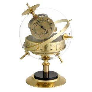 Sputnik Ornament Weather Station By Longshore Tides