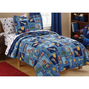 Kemble 5 Piece Comforter Set