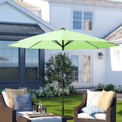 Taube 9 Market Umbrella by Three Posts Reviews