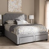 Hambly Upholstered Storage Platform Bed by House of Hampton®