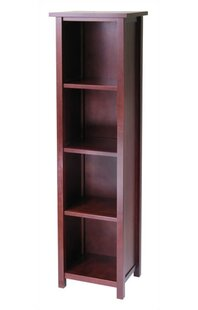 Lavallie Standard Bookcase Three Posts