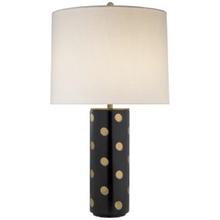 Pavillion Dot Cylinder Table Lamp