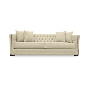 Bari Chesterfield Sofa by South Cone Home Great Reviews