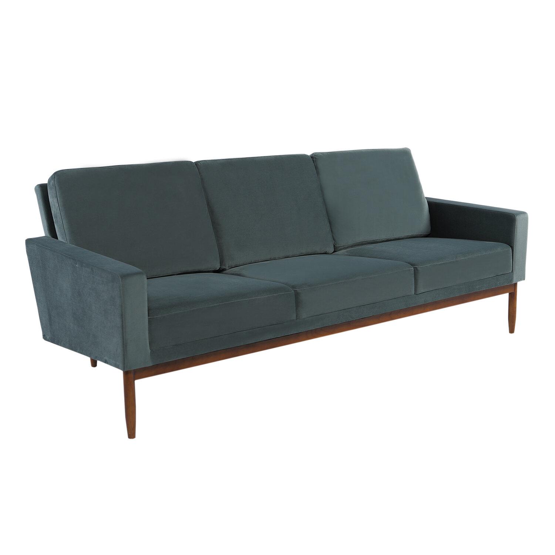 Brayden Studio Heredia Danish Sofa
