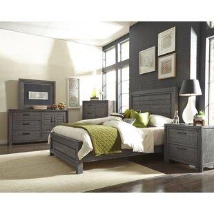 Gracie Oaks Axl Panel Bed