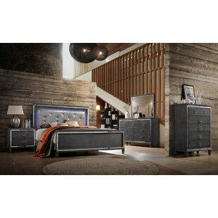 Ezio Panel Configurable Bedroom Set