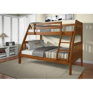Eakes Kids Twin Over Full Bunk Bed by Harriet Bee Best #1