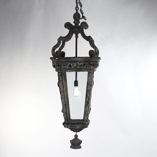 Zentique Dante 1-Light Foyer Pendant