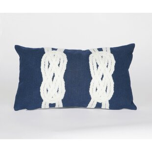 Clarkstown Double Knot Lumbar Pillow