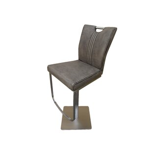 Flanagan Swivel Bar Stool Williston Forge