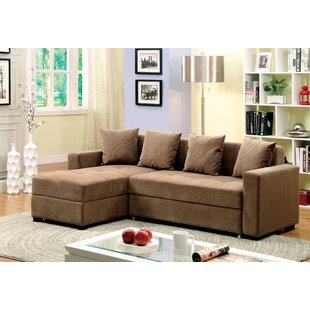 Dermot Reversible Sleeper Sectional