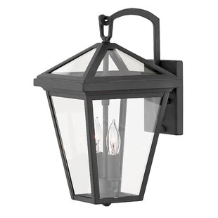 Alto 2-Light Outdoor Wall Lantern by Hinkley Lighting