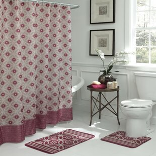 Caledonian Geometric 15 Piece Bath Set