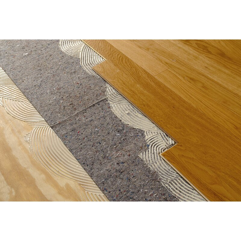 Mp Global Products Insulayment Acoustical Fiber Underlayment