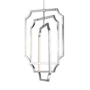 Bezu 6-Light LED Chandelier by Wrought Studio