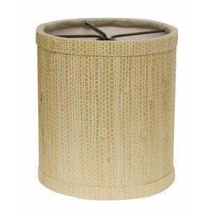 5 Bamboo/Rattan Drum Lamp Shade