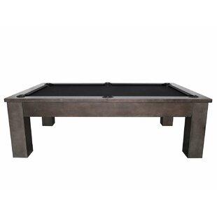 Plank & Hide Fulton 8' Slate Pool Ta..