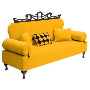 Artedeco 3 Seater Sofa By Happy Barok